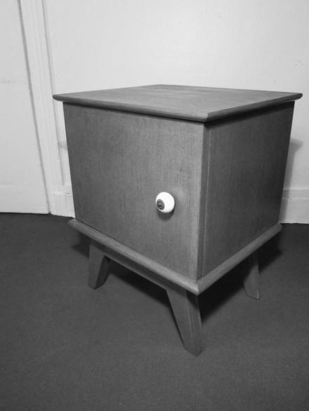 Table de chevet vintage – années 60