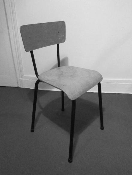chaise écolier enfant