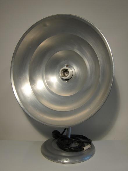 Lampe style industriel, en métal