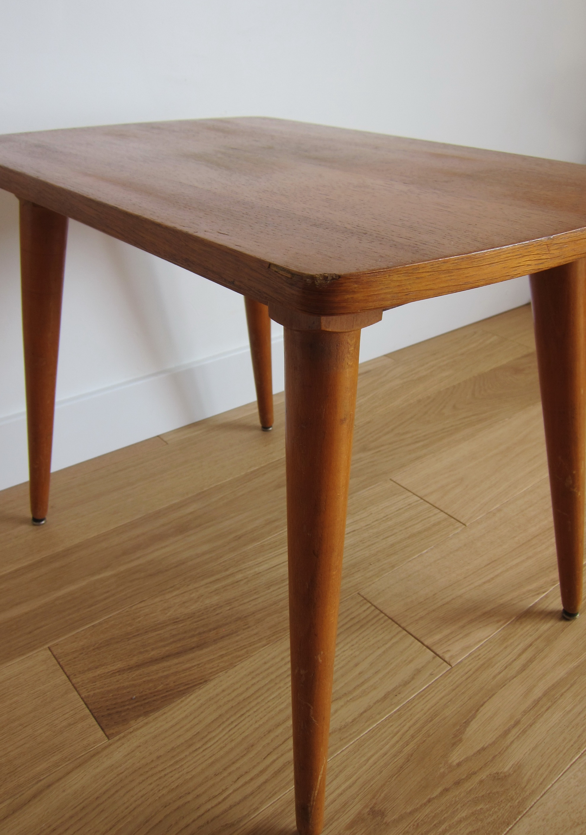 Table Bois Vintage - Intérieur Déco